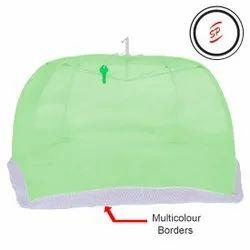 6 Ribs Baby Plain Umbrella Mosquito Net
