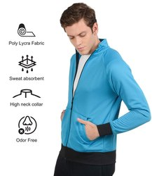 Scott International Solid Regular Jacket for Men