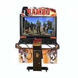Gun Shooting -  Rambo 55