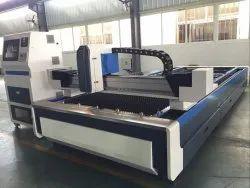 Raycus Laser Metal Cutting Machine