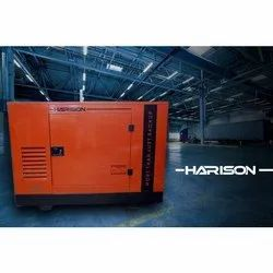30 KVA Harison silent Diesel Generator, Single Phase