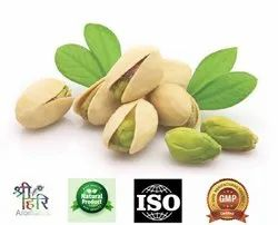 Nut Types Pistachio Oil, High In Protein, Packaging Type: Plastic Container