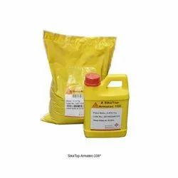 Cementitious Anti-Corrosive Rebar Protective Coating With Corrosion Inhibitor