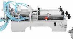 Sanitizer Filling Machine