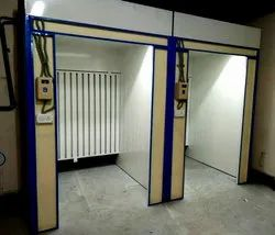 normal Liquid Painting Booth, For Paint Coating