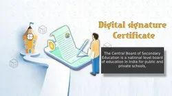 Class 3 Delhi Digital Signature Service