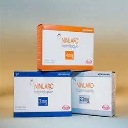NINLARO (Ixazomib 3mg,4mg)