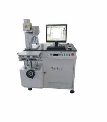 Fiber Laser Marking Machine for Veterinary Tag / Seal Marking