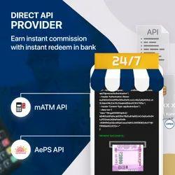 Micro ATM & AEPS Direct API Provider