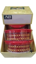 Party Wear Brass Gold Plated Bangles