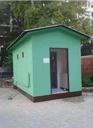 Asian Prefab Steel Office Cabin