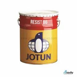 JOTUN 86 RESIST COATING PAINT, For Industrial
