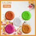 Saloni Round Beauty Soap