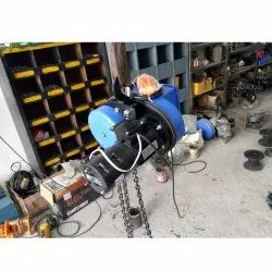 Laxmi Engineering Electric Chain Hoist, For Industrial