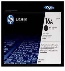 16A HP Laserjet Toner Cartridge