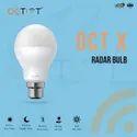 10w Electric Radar Motion Sensor Led Bulb