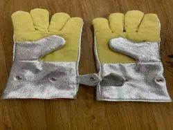 Aluminised Kevlar Gloves