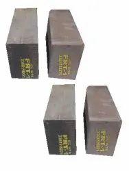 Rectangle Magnesite Chrome Magnesite Carbon bricks, Thickness: 230x115x75 Mm