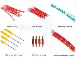 Router Electric Wire Cutting Stripping Service, Capacity: 100000