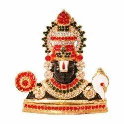 Lord Jagannath and Lord Tirupati Balaji South Indian God Idol / Statue