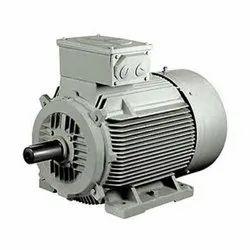 Siemens 1LA0166-8YB80-7.5KW, 10HP, Frame 160L, B3, Foot Mounting, RPM 750 TEFC Motor