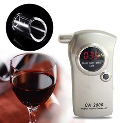 Breathalyzer Alcohol Tester CA 2000
