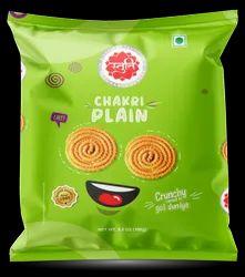 Stuti Crunchy Plain Chakri, Packaging Size: 100g