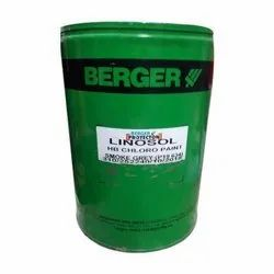 Epoxy Paints Latex Based Berger Linosol HB Chlorinated Rubber Paint, Liquid, Packaging Size: 20 Ltr
