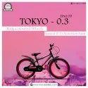 Tokyo-0.3 Kids- Series 20x2.35 ( Pink)  / Children Bicycle / Baby Girl Bicycle