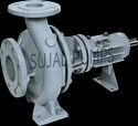 Thermic fluid hot oil air cooled pump