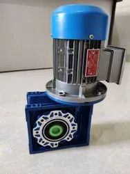 Three Phase 0.25 Hp To 40 Hp Worm Geared Motor, Voltage: 415 Volt 3 Ph Ac, 400 Rpm