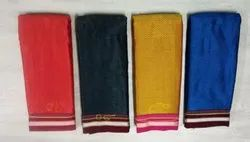 Exclusive Resham Blended Cotton Khun Fabric