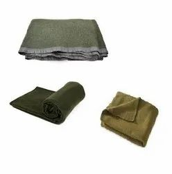 Military Army Blankets