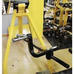 inclined t bar row