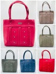 Heavy Quality SNT National Ladies Hand Bag With Superior Quality Coloured Attractive Designs-SNT-309