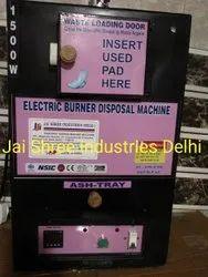 Sanitary Napkins Incinerator (Destroy ) Machine