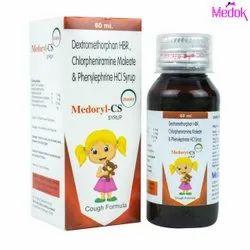 Medoryl-Cs Cough Syrup, 60 ml