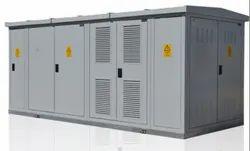 1.6MVA 3-Phase Dry type Unitized Substation