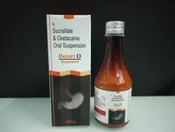 Sucralfate & Oxetacaine 200ml Syrup