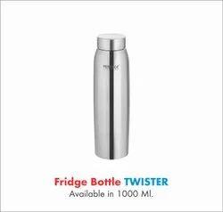 Steel Fridge Water Bottle-1000 ML TWISTER