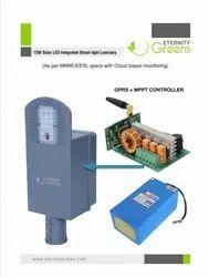 MNRE Based 12W Solar LED Street Light