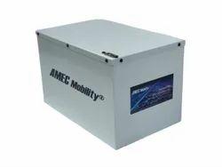 Amec Rechargeable Batteries, 20 Ah, Lithium Ion