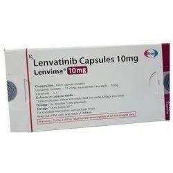 Lenvatinib 10mg Capsules