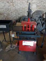 Manual Cement Brick Machine With Vibration