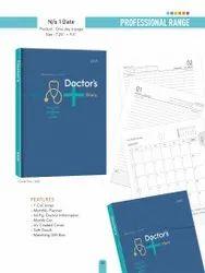 Doctor Theme Diary