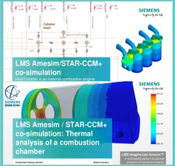 SIEMENS SIMCENTER AMESIM - HVAC and Vehicle Cabin Comfort Simulation Software