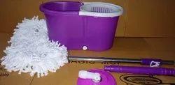 Purple Plastic Magic Mop