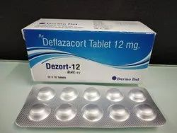 Deflazacort 12 mg Tablets