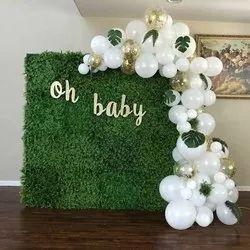 Balloon,Flower Baby Shower Decoration