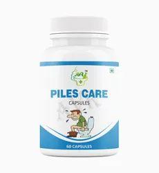 Herbal Piles Care Capsules